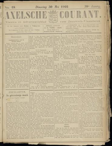 Axelsche Courant 1922-05-30