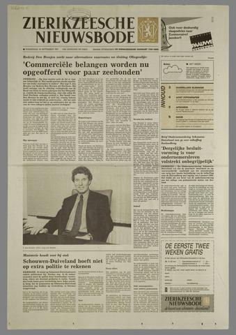 Zierikzeesche Nieuwsbode 1991-09-26