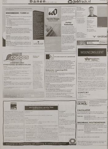 sollicitatiebrief woonconsulent Provinciale Zeeuwse Courant | 1 april 2006 | pagina 28  sollicitatiebrief woonconsulent