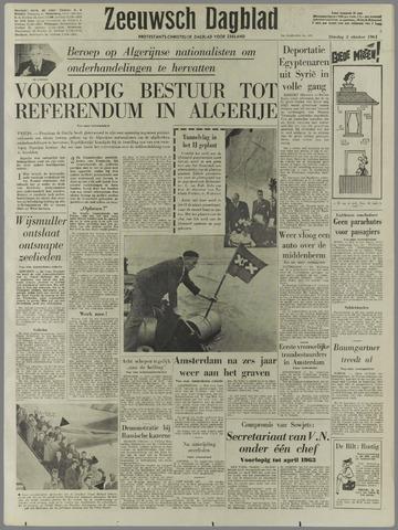 Zeeuwsch Dagblad 1961-10-03