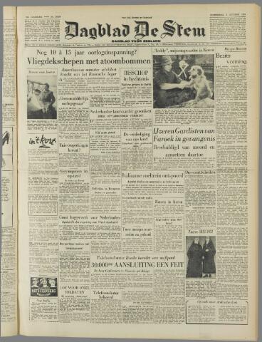 de Stem 1952-10-02