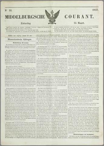Middelburgsche Courant 1857-03-14