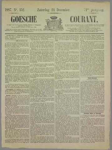 Goessche Courant 1887-12-24