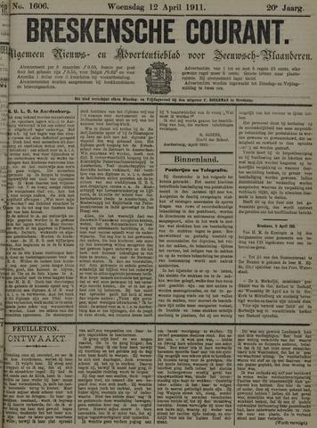 Breskensche Courant 1911-04-12