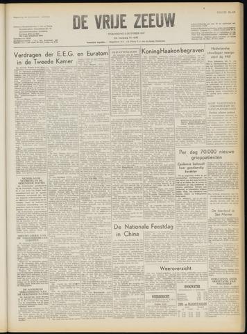 de Vrije Zeeuw 1957-10-02