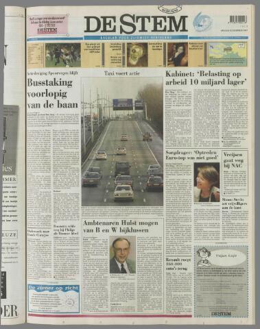 de Stem 1997-12-12