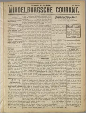 Middelburgsche Courant 1922-06-03