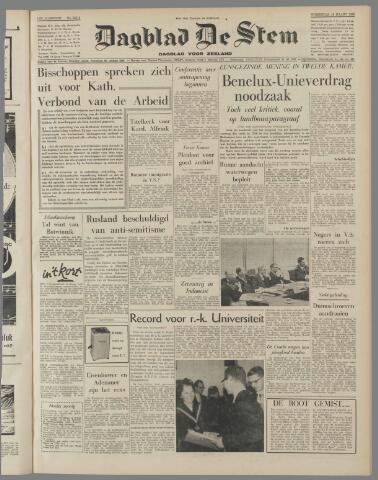 de Stem 1960-03-16