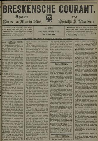 Breskensche Courant 1914-05-23