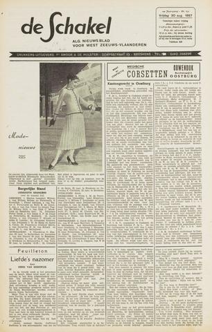 De Schakel 1957-08-30