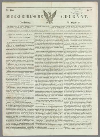 Middelburgsche Courant 1857-08-20