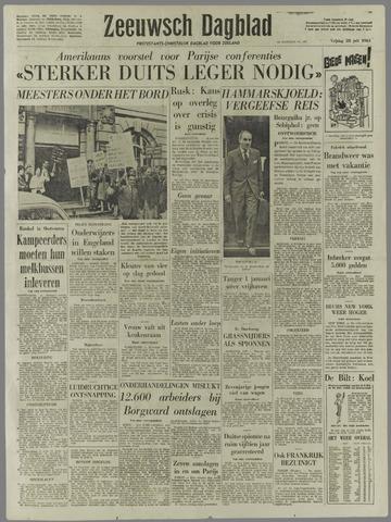 Zeeuwsch Dagblad 1961-07-28