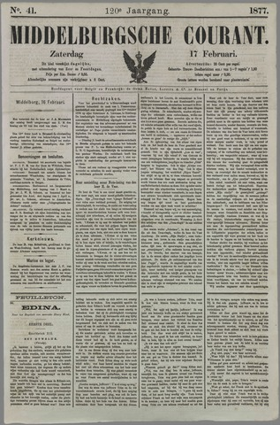 Middelburgsche Courant 1877-02-17