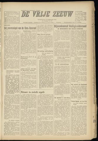 de Vrije Zeeuw 1947-02-12
