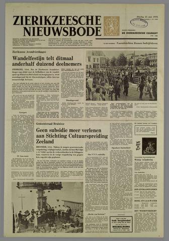 Zierikzeesche Nieuwsbode 1976-06-15