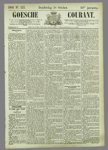 Goessche Courant 1906-10-18