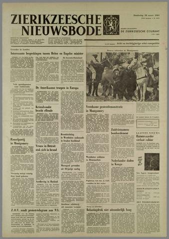 Zierikzeesche Nieuwsbode 1965-03-18