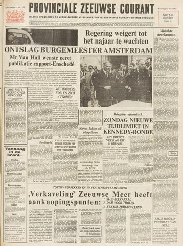 Provinciale Zeeuwse Courant 1967-05-10