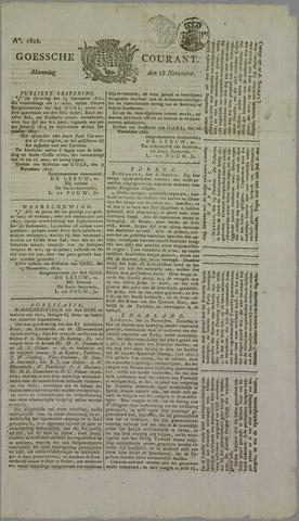 Goessche Courant 1822-11-18