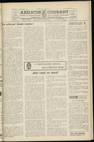 Axelsche Courant 1951-06-30
