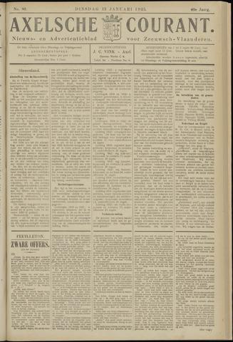 Axelsche Courant 1925-01-13