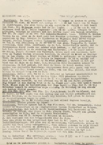 Vrij Goes 1944-09-21