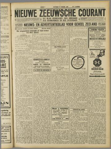 Nieuwe Zeeuwsche Courant 1930-01-25