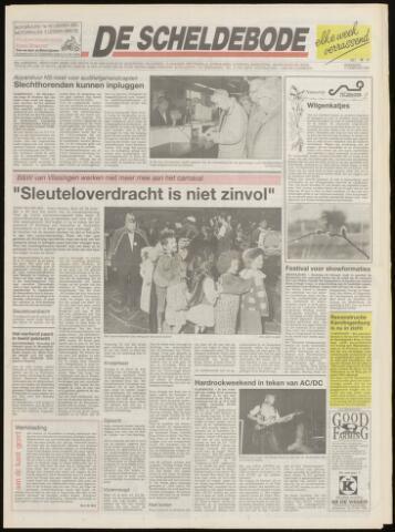Scheldebode 1993-02-17