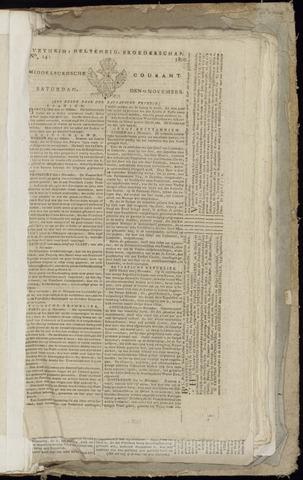 Middelburgsche Courant 1800-11-15