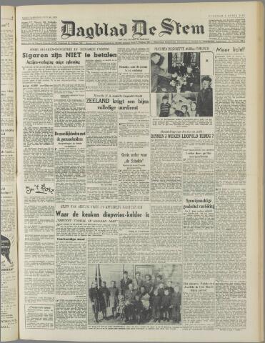 de Stem 1950-04-04