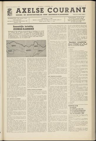 Axelsche Courant 1965-12-11