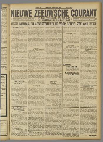Nieuwe Zeeuwsche Courant 1924-11-06