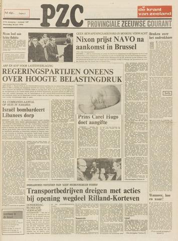 Provinciale Zeeuwse Courant 1974-06-26