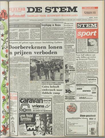 de Stem 1976-12-27