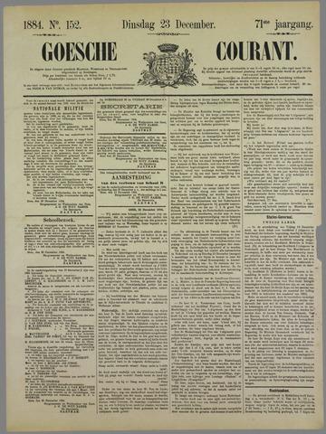 Goessche Courant 1884-12-23