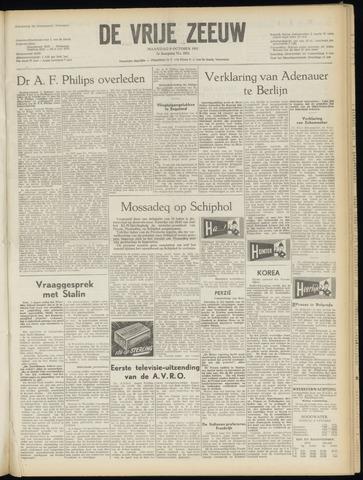 de Vrije Zeeuw 1951-10-08