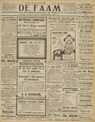 de Faam en de Faam/de Vlissinger 1923-04-18