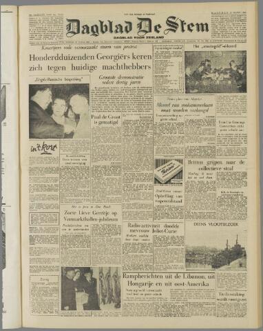 de Stem 1956-03-19
