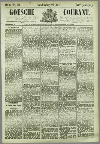 Goessche Courant 1906-07-21