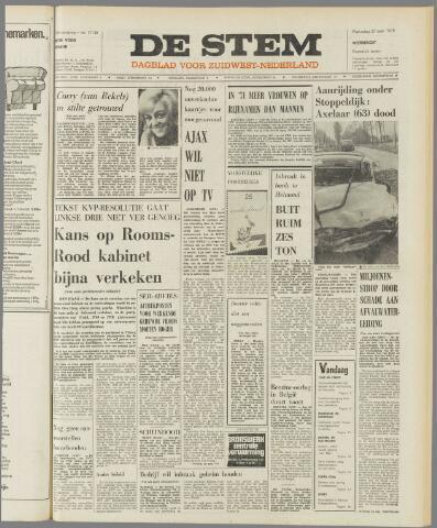 de Stem 1972-09-27