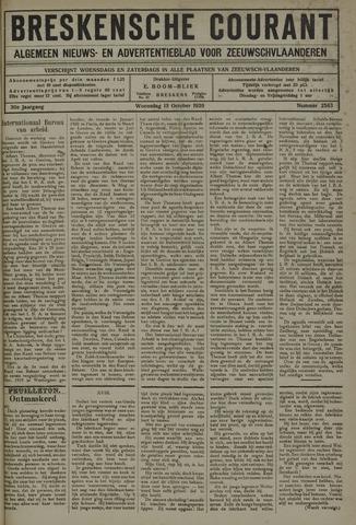 Breskensche Courant 1920-10-13