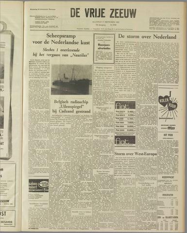 de Vrije Zeeuw 1962-12-17