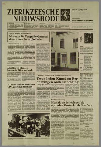 Zierikzeesche Nieuwsbode 1984-02-28