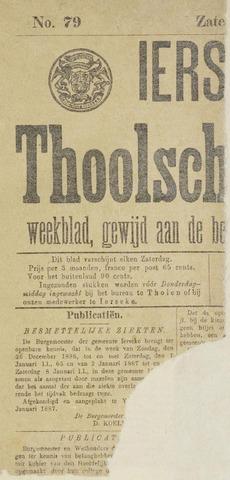 Ierseksche en Thoolsche Courant 1887-01-15