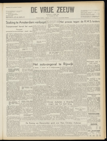 de Vrije Zeeuw 1955-04-05