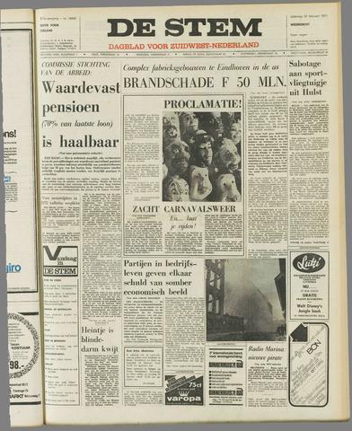 de Stem 1971-02-20
