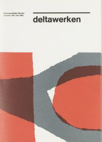 Driemaandelijks bericht Deltawerken 1983-05-01