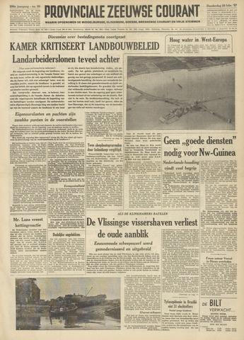 Provinciale Zeeuwse Courant 1957-02-28