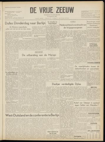 de Vrije Zeeuw 1954-01-20