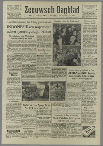 Zeeuwsch Dagblad 1957-12-28
